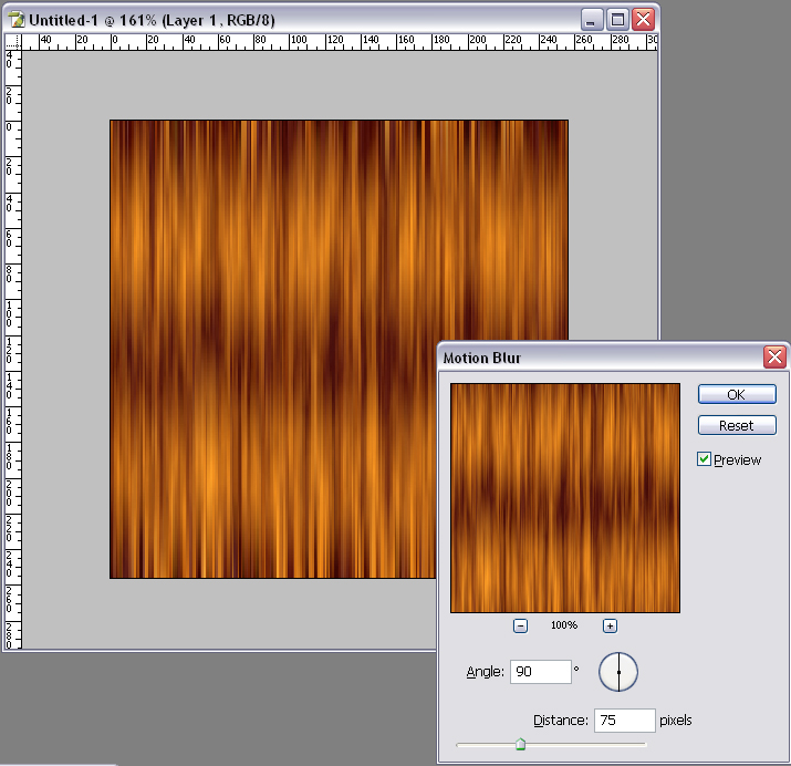 Hair Texture Photoshop Tutorial | Caverna Obscura
