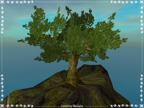 Oak Tree by Caverna Obscura