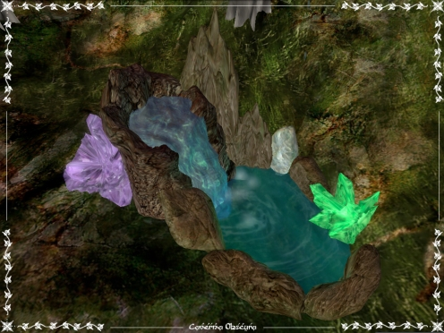 Small Caver Waterfall by Caverna Obscura