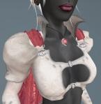 EIlistraee Priestess RED07