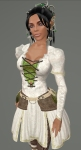 Elite Huntress WHITE03