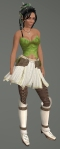 Elite Huntress WHITE05