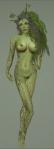 Oak Dryad Skin02