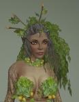 Oak Dryad Summer Hair01