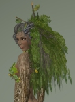 Oak Dryad Summer Hair02