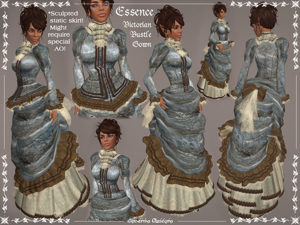 make a Victorian dress - List your goals on 43 Things
