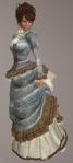 Essence Victorian Gown05