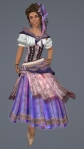 Gypsy Outfit PURPLE01