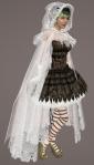 Cobweb Lace Cloak WHITE02