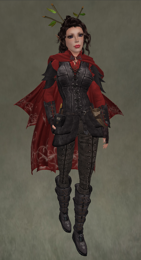 Rune-Dress of the Blight-Monger. (W.I.P) Anariel-armor-red2