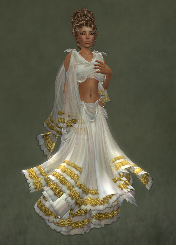 Aphrodite Outfit by Caverna Obscura | Caverna Obscura
