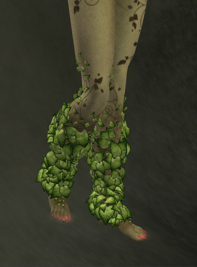 Poison Ivy Avatar By Caverna Obscura Caverna Obscura