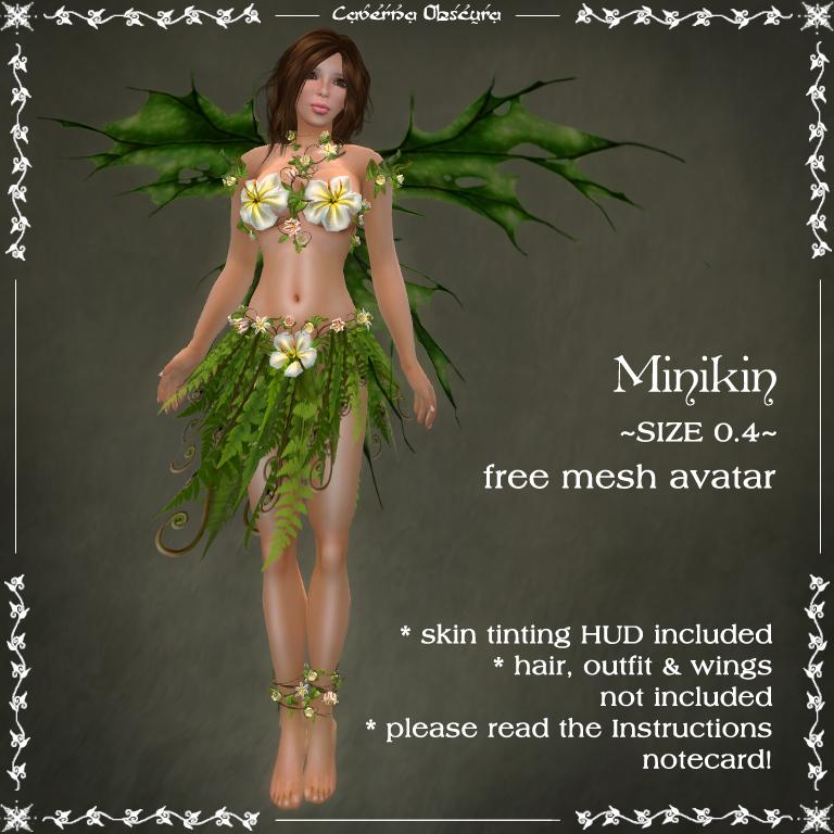 Minikin Free Mesh Avatar by Caverna Obscura: cavernaobscura.wordpress.com/2012/03/19/minikin-free-mesh-avatar