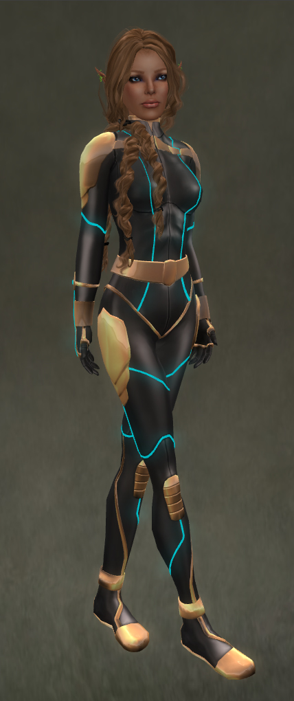 Cysuit For Space Elves Clan By Caverna Obscura