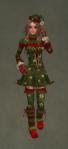 PETITE Christmas Elf GREEN1