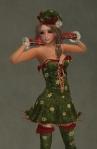 PETITE Christmas Elf GREEN3