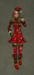 PETITE Christmas Elf RED1