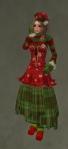PETITE Christmas Elf RED2