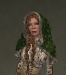 Winter Cape Mesh GREEN3