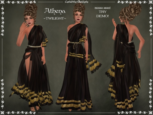 Athena Toga ~TWILIGHT~ by Caverna Obscura