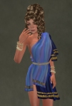 Artemis Tunic ROYAL2