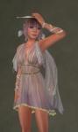 Flutter Dress CLOUDS1