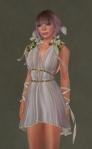 Flutter Dress CLOUDS2
