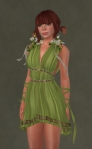 Flutter Dress FOREST2