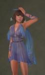 Flutter Dress SKY1