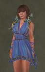 Flutter Dress SKY2