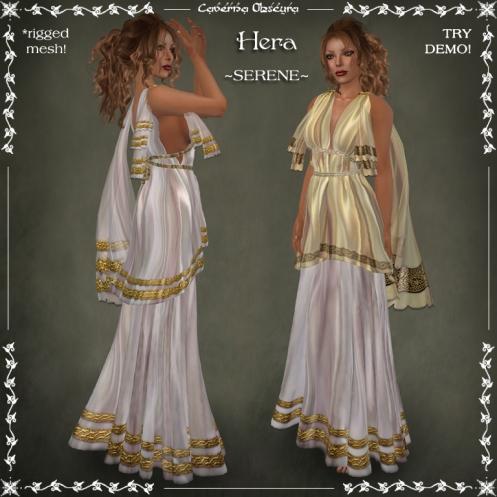 Hera Toga ~SERENE~ by Caverna Obscura