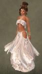 Anais Silks WHITE01