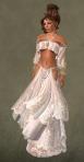 Anais Silks WHITE02