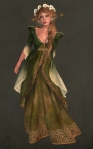 Galadriel Outfit FOREST1