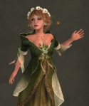 Galadriel Outfit FOREST2