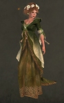 Galadriel Outfit FOREST3