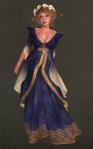 Galadriel Outfit INDIGO1