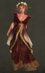 Galadriel Outfit WINE1