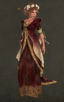 Galadriel Outfit WINE3