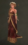 Galadriel Outfit WINE5