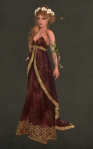 Galadriel Outfit WINE6a