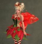 Poinsettia Faerie08