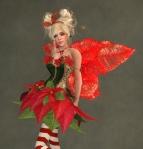 Poinsettia Faerie09