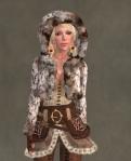 Ulfhildr Mesh Add-on BROWN3