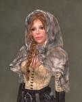 Ulfhildr Mesh Add-on GREY1