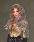 Ulfhildr Mesh Add-on GREY2