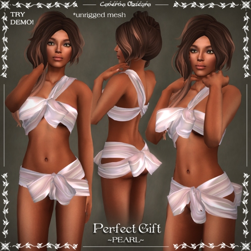 Perfect Gift Outfit ~PEARL~ by Caverna Obscura