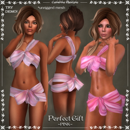 Perfect Gift Outfit ~PINK~ by Caverna Obscura
