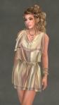 Persephone Tunic GOLD01