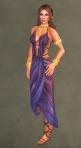 Spartan Dress BLUE1